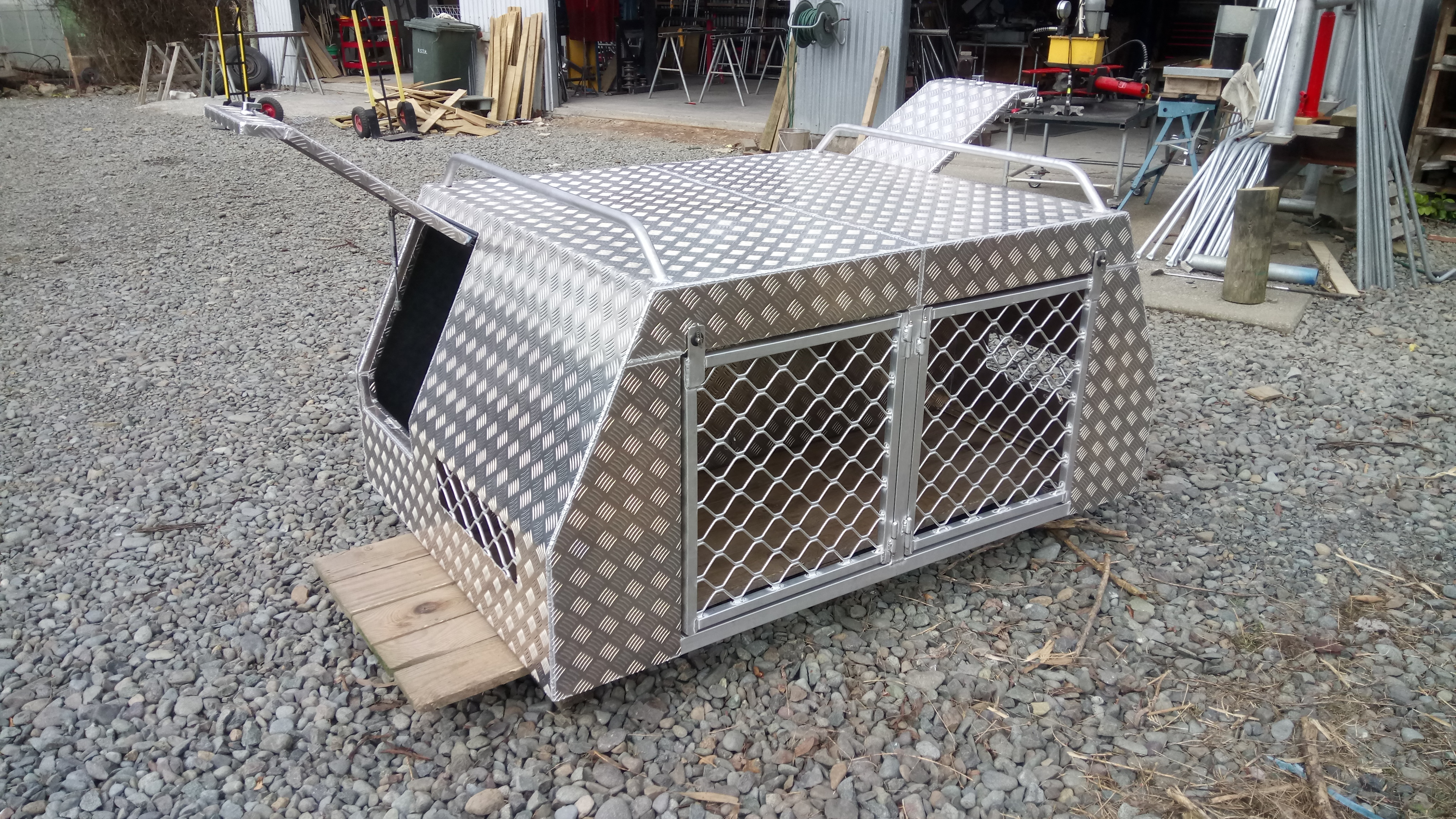 Ute Crates And Canopies Feralforge